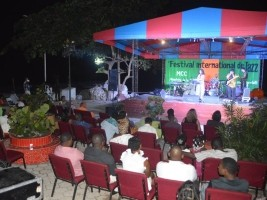 Haiti - PAPJAZZ 2018: The International Jazz Festival in concert in Jacmel
