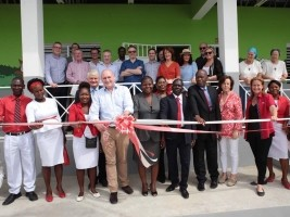 The Digicel Foundation inaugurates its 174th school