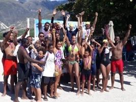 iciHaiti - Swimming : 5th international edition of Swim for Haiti