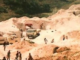 Haiti - Security : Towards a more rational and safe exploitation of quarries