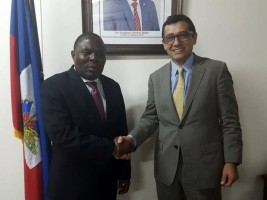 Haiti - Education : IDB open to expansion of its cooperation in the education sector