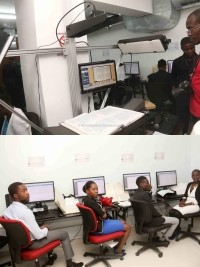 Haiti - Technology : Inauguration of Annex 3 of the National Archives of Haiti
