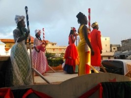 iciHaiti - Port-de-Paix : Student Carnival a success in more or less clean streets