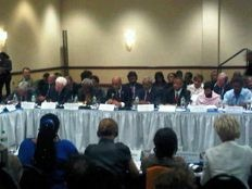 Haiti - Reconstruction : Manigat-Martelly have met the IHRC