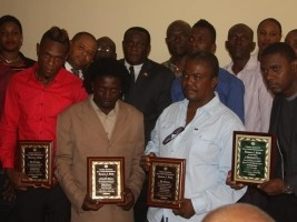 iciHaiti - Croix-des-Bouquets : The Municipal Council honors te Carnival Groups and DJs