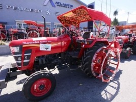 Haiti - Agriculture : Distribution of 52 additional tractors in the Artibonite