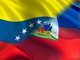 Haïti solidaire avec le Venezuela