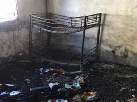 Ha ti s curit un orphelinat d truit par les flammes for Hopital canape vert haiti