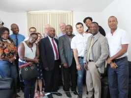 Haiti - Economy : «SUNY Maritime» presents an ambitious project to SEMANAH
