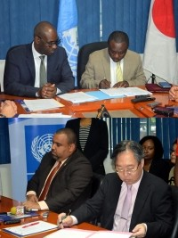 Haiti - Japan : $ 8M for solid waste management
