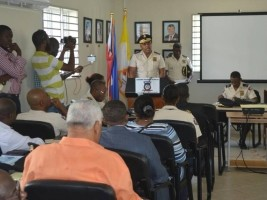 Haiti - Training : Seminar on corruption and money laundering
