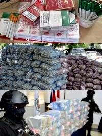 iciHaïti - RD : Bilan partiel de la lutte contre la contrebande haïtienne...