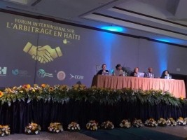 Haiti - Justice : A mediation and arbitration center for the Caribbean zone