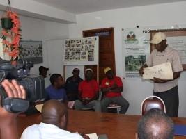 iciHaïti - Arcahaie : Vers l'augmentation de la production de la filière banane