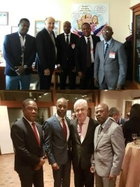 iciHaiti - Chile : 3 Senators on tour in Washington
