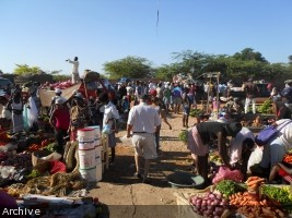 iciHaiti - FLASH : Temporary closure of the Pedernales border market