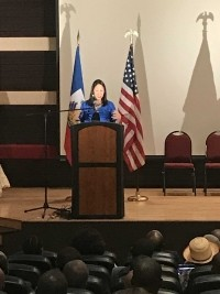 Haiti - USA : «Respect for the Haitian people» dixit Ambassador Sison
