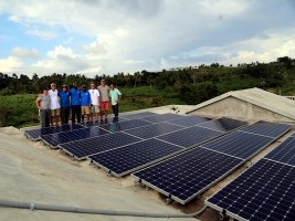 Haiti - Technology : An orphanage 100% solar