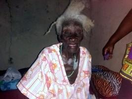 iciHaïti - Petit-Goâve : À 125 ans, elle serait la plus vieille femme d'Haïti et du monde