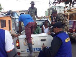 iciHaïti - Social : Multiplication des patrouilles de contrôle migratoire
