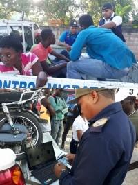 iciHaïti - Social : 211 haïtiens contrôlés à Las Terrenas, 51 expulsés en Haïti
