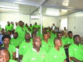 Haiti - Environment : Deployment of 60 environmental agents in the West Dept