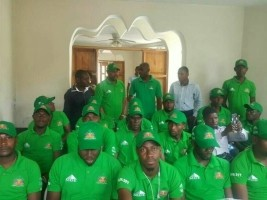 iciHaiti - Environment : Official inauguration ceremony of men in green in the Nippes