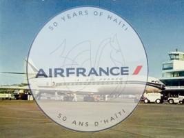 iciHaïti - Politique : Air France célèbre ses 50 ans de service en Haïti