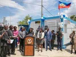 Haiti - Security : The US has spent more than 250 million dollars for the PNH