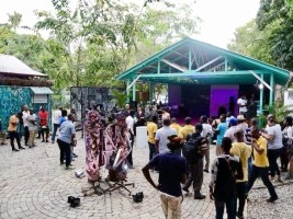 iciHaiti - Port-au-Prince : Celebration of the International Art Day
