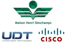 Haiti - Technology : Maison Henri Deschamps build a data center