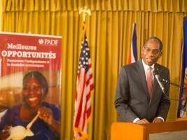 iciHaiti - Humanitarian : The PADF 35 years of cooperation in Haiti