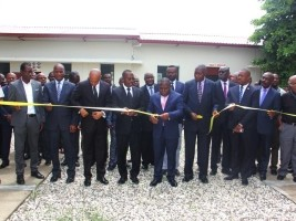 iciHaiti - Les Cayes : Inauguration of the new Campus of the South Public University