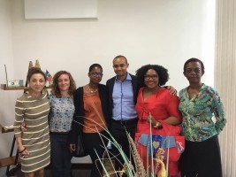 Haiti - Economy : Delegation of entrepreneurs from Guadeloupe and Martinique to the country
