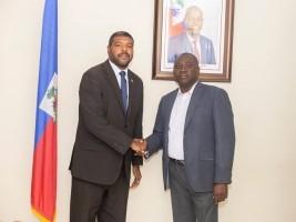 iciHaïti - Diaspora : Tournée d'informations sur les progrès dans les départements