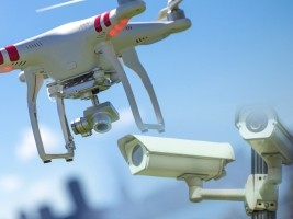 Haiti - Security : The metropolitan area under surveillance of drones and cameras !