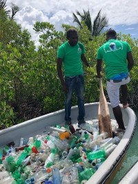 Haiti - Environment : Fight against plastic pollution