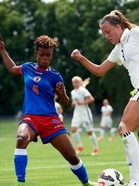 iciHaiti - Sud Ladies Cup : Our U-20 Grenadières defeated by Germany 1-4