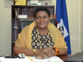 iciHaiti - Security : Margareth Fortuné of the LEH threatened with death, will not give up