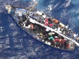 iciHaïti - Îles Turques-et-Caïques : 102 boat-people haïtiens interceptés au large de Providenciales