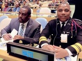Haiti - Security : At the UN Michel-Ange Gédéon points the finger at the Minujusth's weaknesses