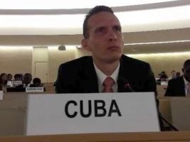 Kiba ak Ayiti tèt ansanm pou konbat Dezas natirèl. G-24863