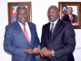 iciHaiti - Politic : Honor and merit to the Mayor of Delmas