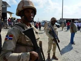 iciHaïti - Émeutes : La RD renforce la sécurité à sa frontière