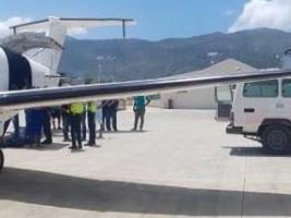 iciHaiti - Cap Haitien : A generous gesture of Sunrise Airways