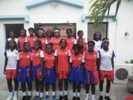 iciHaïti - Floride : Nos jeunes Grenadières U-15 affrontent le Mexique
