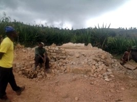 iciHaiti - Weather : A mini tornado strikes the border town of Fonds-Verrettes