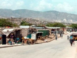 Haiti - Social : Opening of a strategic road linking Canaan to national #1 and #3
