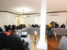 Haiti - Politic : The Committee of the States General consults the youth