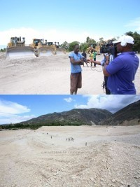 iciHaiti - Security : Follow-up of the work of the «Rivière Blanche»